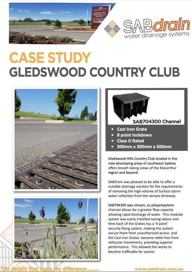 Gledswood Country Club Thumbnail