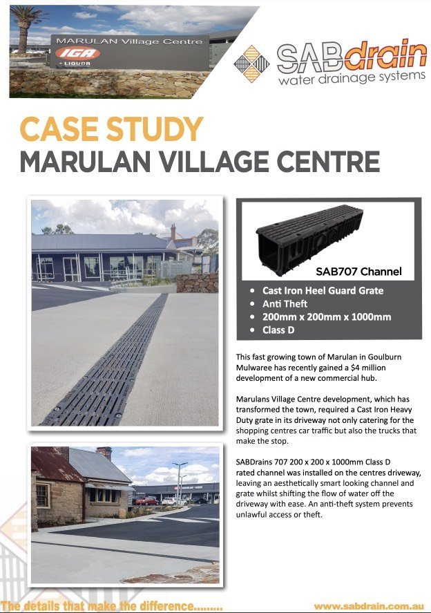 Marulan Shopping Centre Thumbnail